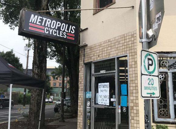 Metropolis Cycle Repair